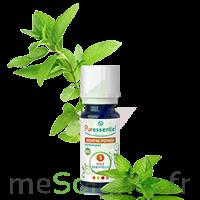 Puressentiel Huiles essentielles - HEBBD Menthe poivrée BIO* - 10 ml à MARSEILLE