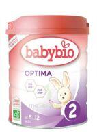 BABYBIO Optima 2 à MARSEILLE