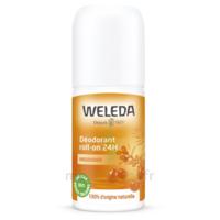 Weleda Déodorant Roll-on 24h Argousier 50ml à MARSEILLE