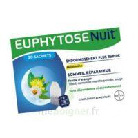 Euphytosenuit Tisane 20 Sachets à MARSEILLE