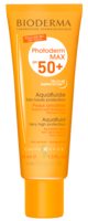 PHOTODERM MAX SPF50+ Aquafluide incolore T/40ml à MARSEILLE