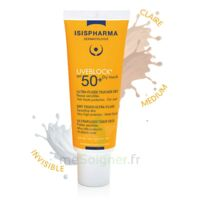 UVEBLOCK SPF50+ Fluide invisible très haute protection T/40ml à MARSEILLE