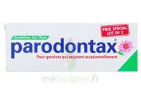 PARODONTAX DENTIFRICE GEL FLUOR 75ML x2 à MARSEILLE