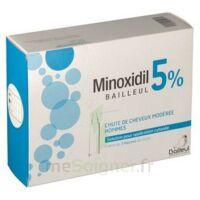 MINOXIDIL BAILLEUL 5 % Solution pour application cutanée 3 Fl/60ml à MARSEILLE