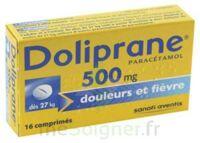 DOLIPRANE 500 mg Comprimés 2plq/8 (16) à MARSEILLE