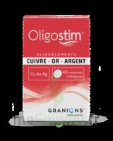 OLIGOSTIM Cuivre Or Argent Cpr subl T/40 à MARSEILLE