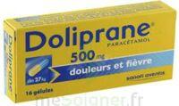 DOLIPRANE 500 mg Gélules B/16 à MARSEILLE