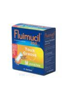 Fluimucil Expectorant Acetylcysteine 200 Mg Adultes Sans Sucre, Granulés Pour Solution Buvable En Sachet édulcorés à L'aspartam Et Au Sorbitol à MARSEILLE