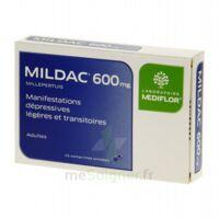 MILDAC 600 mg, comprimé enrobé à MARSEILLE