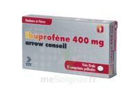 Ibuprofene Arrow Conseil 400 Mg, Comprimé Pelliculé à MARSEILLE