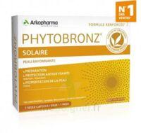 Phytobronz Solaire Caps Tous Types De Peaux 2b/30 à MARSEILLE