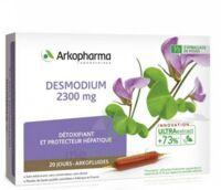 Arkofluide Bio Ultraextract Desmodium Solution buvable 20 Ampoules/10ml à MARSEILLE