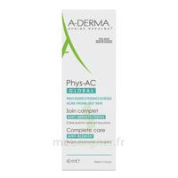 Aderma Phys'ac Global Soin Imperfection Sévères 40ml à MARSEILLE