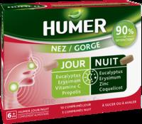 Humer Nez/gorge Jour&nuit 15 Comprimés à MARSEILLE