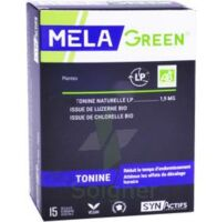 Synactifs Melagreen  Bio Gélules B/15 à MARSEILLE