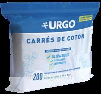 Urgo Carrés De Coton 8x10cm Non Stérile B/200 à MARSEILLE