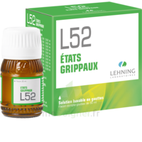 Lehning L52 Solution buvable en gouttes Fl/30ml à MARSEILLE