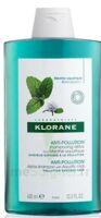 Klorane Menthe Aquatique Shampooing Détox 400ml à MARSEILLE