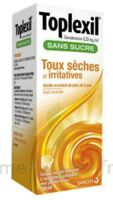 Toplexil 0,33 Mg/ml Sans Sucre Solution Buvable 150ml à MARSEILLE
