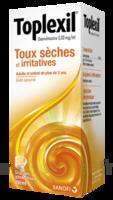 TOPLEXIL 0,33 mg/ml, sirop 150ml à MARSEILLE