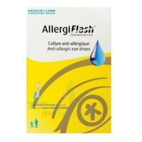 ALLERGIFLASH 0,05 %, collyre en solution en récipient unidose à MARSEILLE