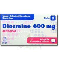 Diosmine Arrow 600 Mg, Comprimé Pelliculé à MARSEILLE