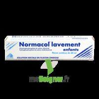 Normacol Lavement Enfants, Solution Rectale, Récipient Unidose à MARSEILLE