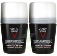 VICHY ANTI-TRANSPIRANT HOMME Bille anti-trace 48h LOT à MARSEILLE
