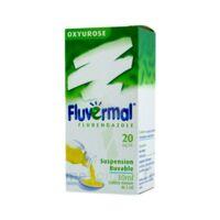 FLUVERMAL 2 % Susp buv Fl/30ml à MARSEILLE