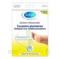 Scholl Coussin Plantaire Douleurs Métatarsales T2 à MARSEILLE