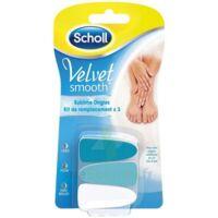 Scholl Velvet Smooth Ongles Sublimes kit de remplacement à MARSEILLE