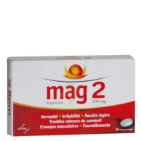 Mag 2 100 Mg, Comprimé  B/120 à MARSEILLE