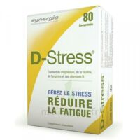 D-stress, Boite De 80 à MARSEILLE