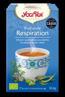 Yogi Tea Tisane Ayurvédique Profonde Respiration Bio 17 Sachets/1,8g à MARSEILLE