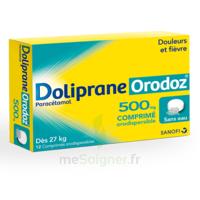 DOLIPRANEORODOZ 500 mg, comprimé orodispersible à MARSEILLE