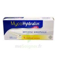 Mycohydralin 500 Mg, Comprimé Vaginal à MARSEILLE