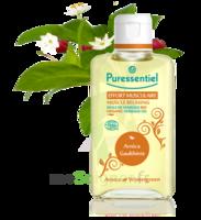 Puressentiel Articulations & Muscles Huile de massage BIO** Effort Musculaire - Arnica - Gaulthérie - 100 ml à MARSEILLE