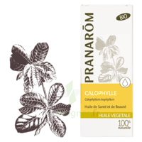 PRANAROM Huile végétale bio Calophylle 50ml à MARSEILLE