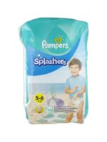 Pampers Splashers Taille 5-6 (14kg) à MARSEILLE