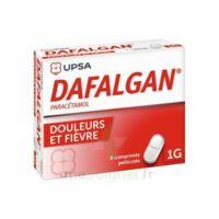 Dafalgan 1000 Mg Comprimés Pelliculés Plq/8 à MARSEILLE