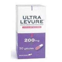 Ultra-levure 200 Mg Gélules Fl/30 à MARSEILLE