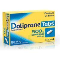 DOLIPRANETABS 500 mg Comprimés pelliculés Plq/16 à MARSEILLE