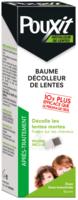 Pouxit Décolleur Lentes Baume 100g+peigne à MARSEILLE