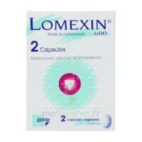 Lomexin 600 Mg Caps Molle Vaginale Plq/2 à MARSEILLE