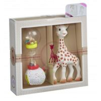 Sophie La Girafe Coffret Girafe + Macaras à MARSEILLE