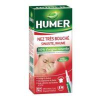 HUMER Nez très bouché, sinusite, rhume à MARSEILLE