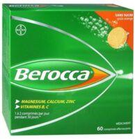 Berocca Comprimés Effervescents Sans Sucre T/60 à MARSEILLE