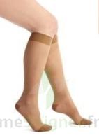 Thuasne Venoflex Secret 2 Chaussette femme beige doré T4N à MARSEILLE