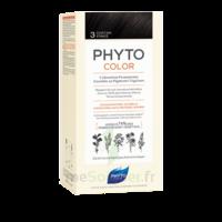 Phytocolor Kit coloration permanente 3 Châtain foncé à MARSEILLE