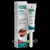 Gum Aftaclear Gel Aphtes Lésions Buccales 10ml à MARSEILLE